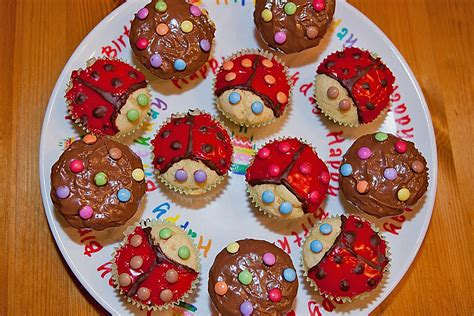 kindergeburtstags kuchen kindergeburtstags muffins rezept mit bild tomjan