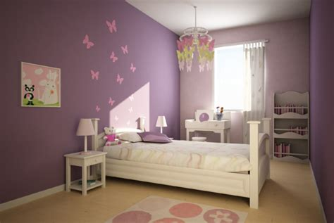 design chambre fille etmseo