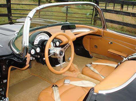 1962 chevrolet corvette custom convertible 79101