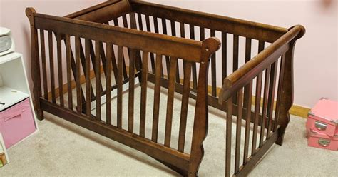 Transition Crib To Bed All Four Ginny S Crib To Bed Transition