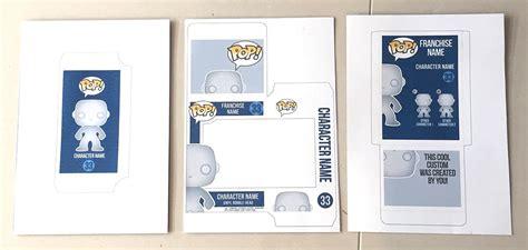 Build Pop Vinyl Faq Custom Box Template