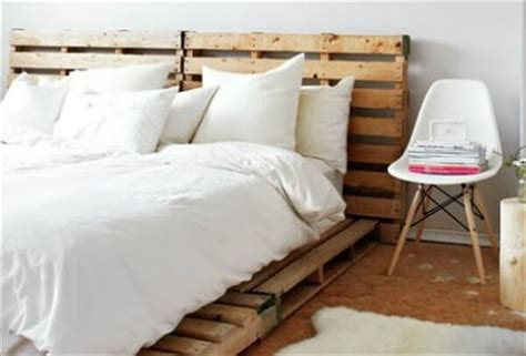 bed frame pallets 13 inexpensive wooden pallet bed frame 101 pallets