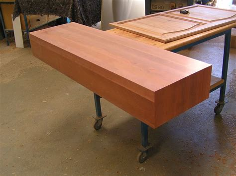 wooden bench tops drop front bench tops products wood n doors