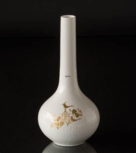 rosenthal vase vase rosenthal studio linie white with gold no dg3245