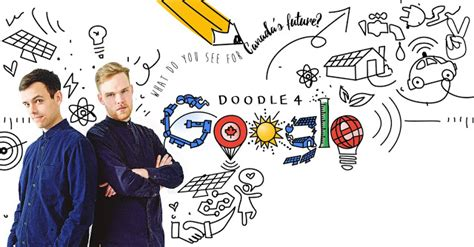 doodle 4 canada winners doodle 4 launches in canada students can win