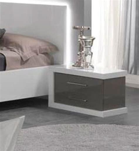 Table De Nuit Blanc Laqué by Table De Chevet Blanche Design Affordable Table De