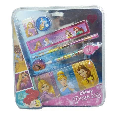 Disney Princess Stationerry Set disney princess be brave stationery set education