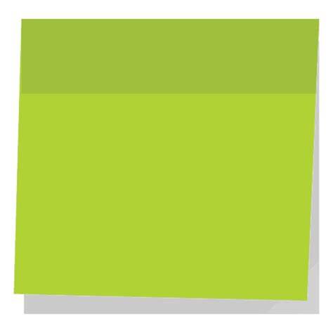 Green Dino Sticky Notes Post Its green post it note baixar png svg transparente