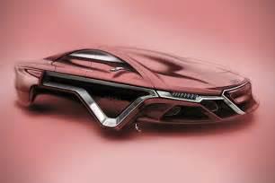 Audi Future Concept Cars Audi Hover Car Concept By Kevin Clarridge Hiconsumption