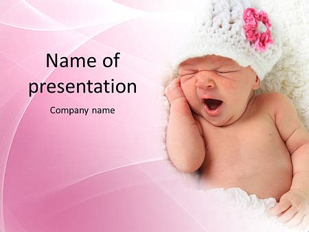 theme ppt free download baby powerpoint templates free download newborn gallery
