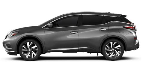 nissan murano 2017 grey 2017 nissan murano exterior color options