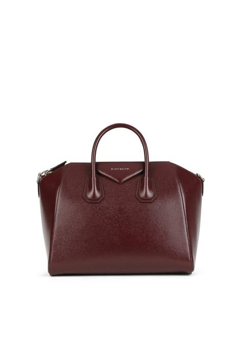 Tas Givenchy Antigona Classic Grained Small Seprem 2017 givenchy summer 2017 bag collection spotted fashion