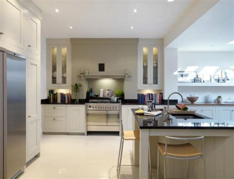 Clever Storage Ideas For Small Kitchens Designing A Kitchen Around A Chimney Breast