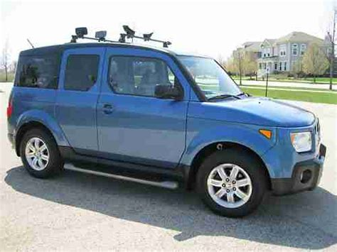 2006 Honda Element Roof Rack by Purchase Used Honda Element Ex 1 Owner With Kayak Roof
