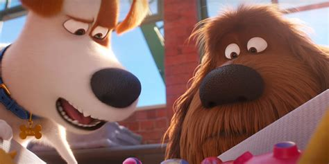 secret life  pets  releases trailer