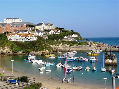 In Newquay newquay cornwall s favourite resort