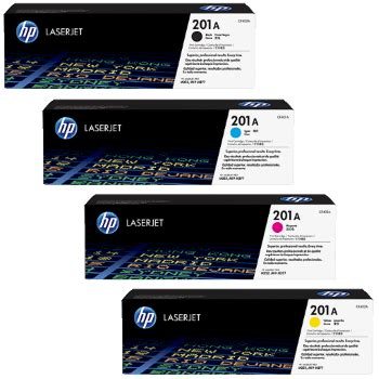 Toner Hp 201a Color genuine hp 201a toner value pack printzone
