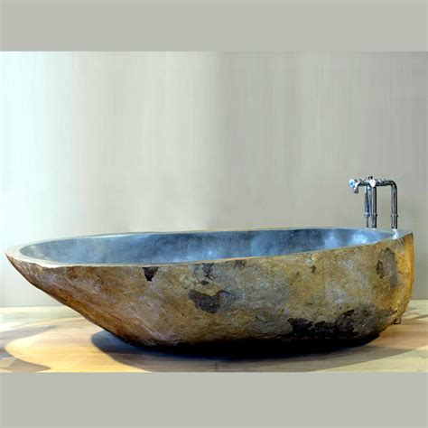 what are bathtubs made of modern bathtubs made of wood and stone interior design