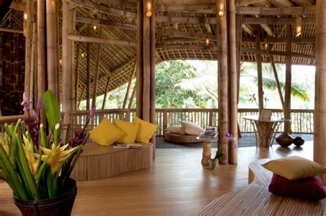 bamboo house interior design bamboo house design ideas eco friendly building materials