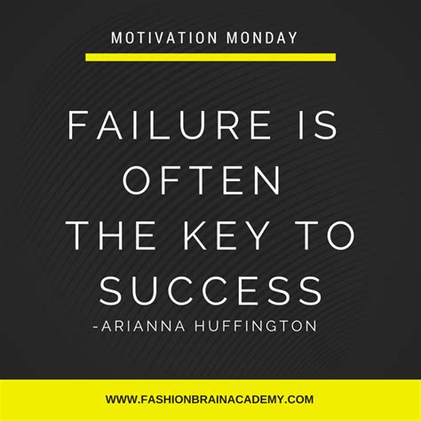 Motivation In Your Business The Key To A Richer Household by Motivation Monday For Fashion Designers Failure Is The