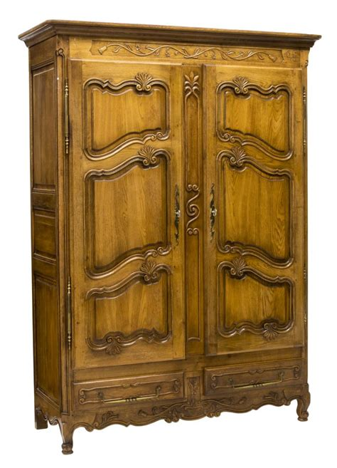 french style armoires french louis xv style armoire exciting auction event