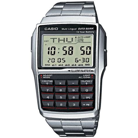 Casio Databank Dbc 32d 1a casio databank dbc 32d 1a multicolor buy and offers on