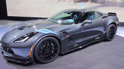 C7 Corvette Grand Sport by Only 1 000 Corvette Grand Sport Collector Edition Models