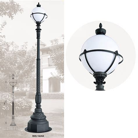 Classical Garden L Stand Old Fashioned Outdoor Post Fashioned Outdoor Lighting