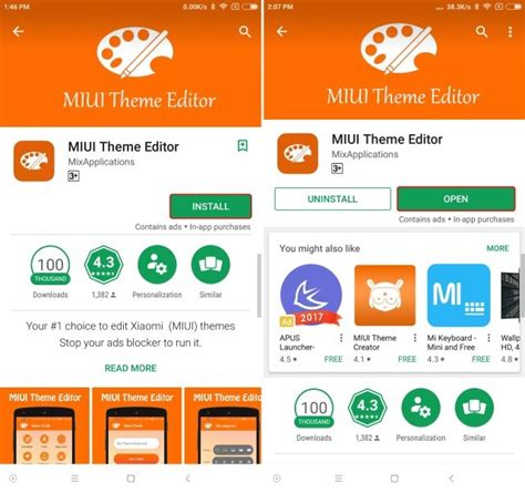 my photo themes editor how to get miui 9 themes on miui 8 guide beebom