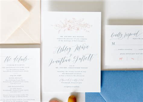 7 Awesome Wedding Invitations by Wedding Invitations Awesome Wedding Invitation Blue