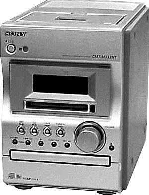 Mekanik Kaset Hifi Sony Hcd Vx33 sony hcd m373