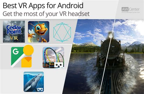vr apps android best vr apps for android reality apps