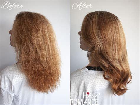 How To Wash Wavy Hair At Night