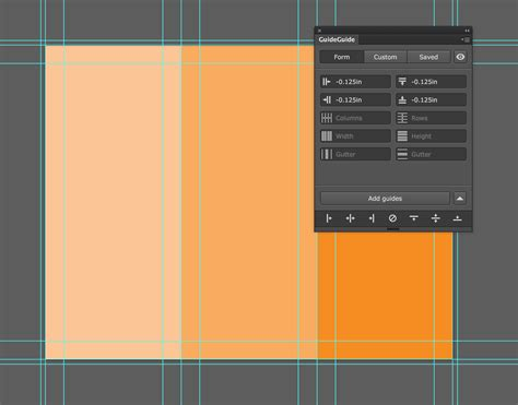layout grid photoshop enhancing grid design with guideguide a plugin for