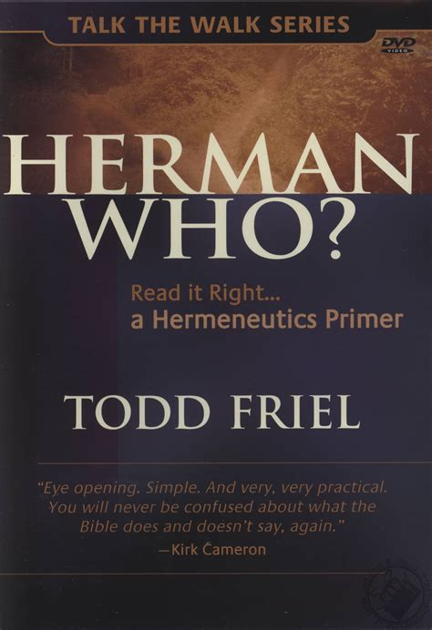 language as hermeneutic a primer on the word and digitization books herman who read it right a hermeneutics primer by todd