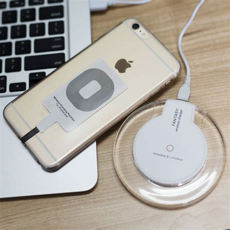 qi wireless charger pad for apple iphone 6 plus 6s plus battery charging dock ebay