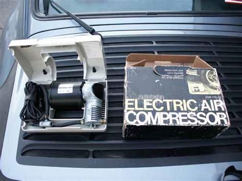 tire air compressor rennlist porsche discussion forums