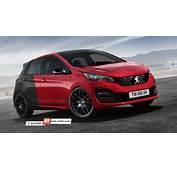 La Future Peugeot 208 GTi 2018 Et Toutes Les Sportives