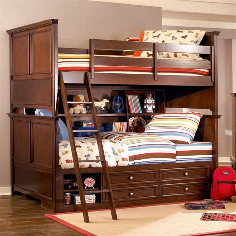 bunk bed with storage drawers design bunk beds with storage drawers modern storage
