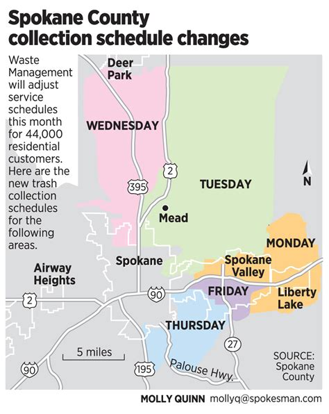 new trash collection schedule begins 28 images