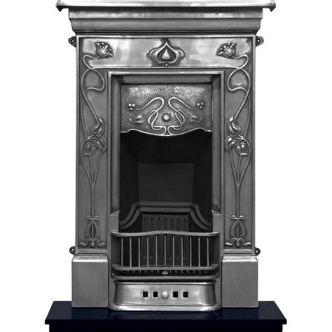 carron crocus cast iron fireplace suite fireplaces are us