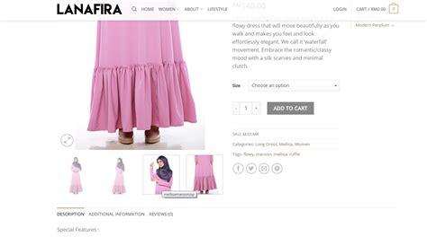 Shopping Busana Muslimah LANAFIRA   EnyAbdullah.Com