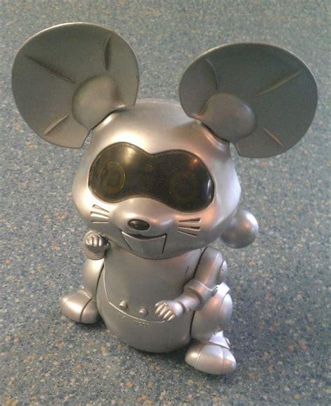 tekno da mouse robot mouse  manley toy quest