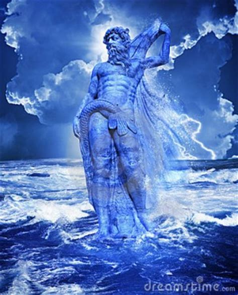 water god god poseidon by quotes quotesgram