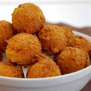 honey chipotle hush puppies pamela s products gluten free
