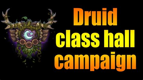world of warcraft rise world of warcraft quest rise chions druid youtube