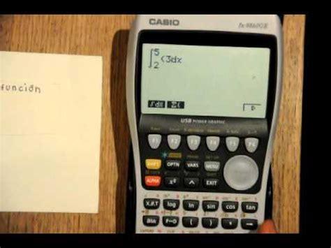 tutorial casio fx 9860gii uso de la calculadora casio fx 9860gii smart phone lovers