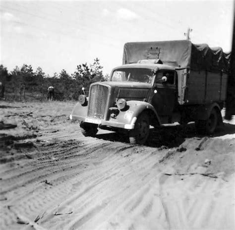 opel truck ww2 opel blitz wehrmacht truck 2 war photos