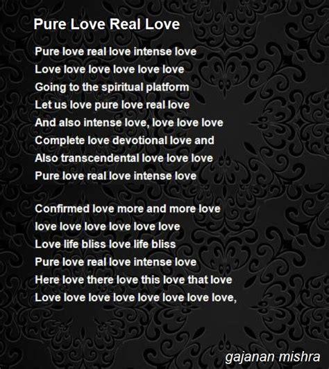 pure love real love poem by gajanan mishra poem hunter