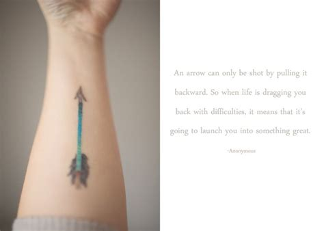 arrow tattoo meaning i like it ink pinterest